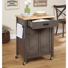 Simple Living Jacksonville Rolling Kitchen Cart - Free Shipping Today -  Overstock.com - 22369278