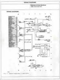 similiar chevrolet s10 diagrams keywords 1988 chevrolet s10 engine compartment and headlights wiring diagrams