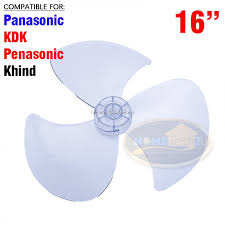 fan blade 16 inch replacement for panasonic kdk pensonic khind
