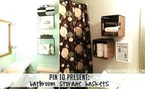 bathroom wall storage baskets. Wonderful Bathroom Bathroom Wall Baskets On Bathroom Wall Storage Baskets T