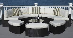 nice curved outdoor seat cushions exterior outdoor couch cushions tips in finding the ideal