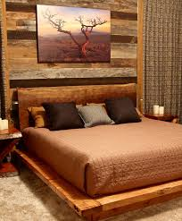 rustic bed frames. Exellent Frames Throughout Rustic Bed Frames E