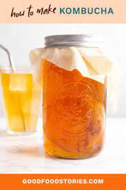 how to make kombucha and a scoby good
