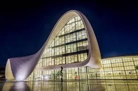 Sierra Designs Baku 1 Heydar Aliyev Center Baku Azerbaijan Attractions Lonely