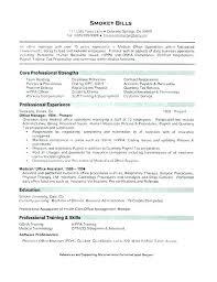 Medical Office Manager Job Description Template