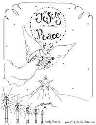 Small Picture Free Advent Coloring Pages Printable 34654 And glumme