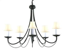 wrought iron chandeliers rustic amazing with shades australian