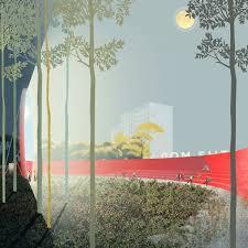 best images about modelsandsketches barkingside  Дворулица Дипломный проект Алёны Шляховой Студия архитектурного бюро Меганом МАРХИ