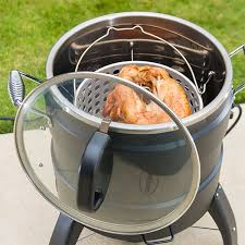 recommended electric turkey fryers