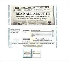 Free Candy Bar Wrapper Templates Candy Bar Wrapper Templates Free Word Format Candy Bar