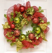 S Holiday Wreathsartificial Christmas Wreathschristmas Wreaths For Salefront  Door Decor