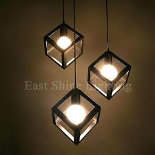 hanging paper lights hanging lights modern geometry box pendant lights for home cute pendant lamps white hanging paper lights