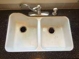 Sink And Vanity Reglazing Raleigh NC Sink Resurfacing Refinishing - Reglaze kitchen sink