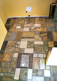 Mosaic Kitchen Floor Tiles Make Tile Floors From Scrap Materials Mosaics Left Over And Style