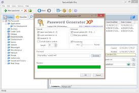 built in pword generator helps to use strong cryptographic random pwords