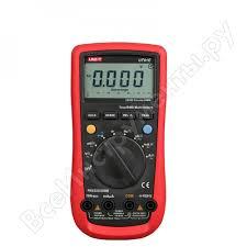 Профессиональный <b>мультиметр UNI-T UT61E</b> 13-0048 - цена ...