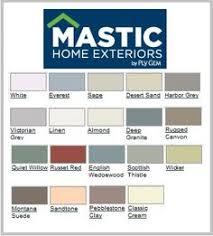 Alcoa Coil Stock Color Chart 17 Best House Colors Images House Colors Exterior Paint