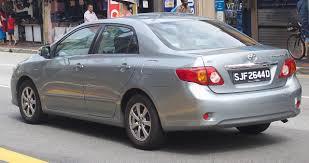 File:2008-2010 Toyota Corolla Altis (ZRE142R) 1.6 sedan (2017-11 ...