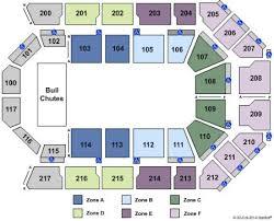 Rabobank Arena Bakersfield Seating Rabobank Arena
