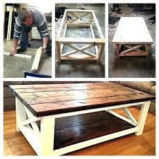 simple coffee table plans easy to build coffee table building coffee table ideas innovative coffee table
