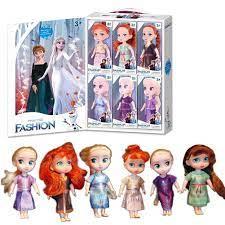 Báo giá Đầm Búp Bê Phong Cách Cô Gái Xinh Đẹp Váy Quần Áo Set Búp Bê Barbie  Đồ Chơi Cho Trẻ Em Dưới 3 Tuổi chỉ 132.000₫