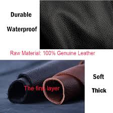 MAHEU <b>Men Genuine Leather Travel</b> Tote Bag Big Duffel Large ...