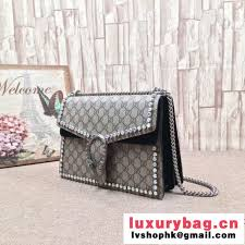 gucci 403348. gucci dionysus gg supreme medium shoulder bag with crystals 403348 black 2017 (1b77-7090102 2