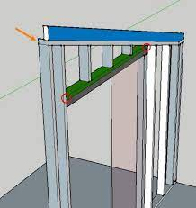 room with non load bearing wall