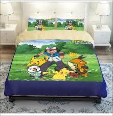 pokemon bedding queen size 23325