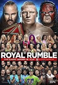 Royal Rumble 2018 Wikipedia