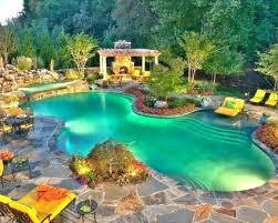 backyard swimming pool designs. Backyard With Pool Swimming Ideas For Backyards Pools Designs T