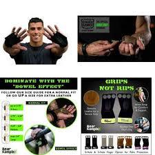Bear Komplex Grips Size Chart Bear Komplex 3 Hole Hand Grips Great For Cross Fit