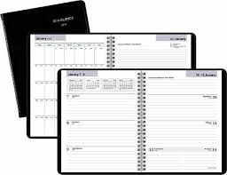 At A Glance Dayminder Executive Weekly Planner Weekly Planners
