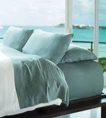 queen size bamboo sheets.  Bamboo Cariloha Resort Bamboo Sheets 4 Piece Bed Sheet Set  Luxurious Sateen  Weave 100 Inside Queen Size E