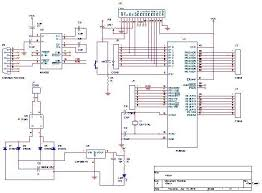 traffic light signal controller wiring diagrams wiring diagram \u2022 traffic signal interconnect wiring diagram circuit diagram for density based traffic light control system rh sites google com traffic light signals diagrams caltrans traffic signal phase diagram