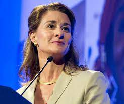 Melinda Gates net worth. - Adwoa Adubia News