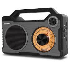 <b>Радиоприемник SVEN SRP-755</b>, черный — купить в интернет ...