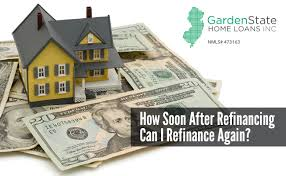 while you can legally refinance at any time there may be some costly consequences to this decision when considering refinancing the more relevant
