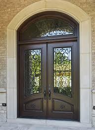 front entry doors. Custom Wood Entry Doors Front L