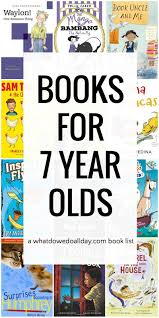 great books for 7 year olds diverse books for boys and s