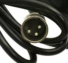 spitfire ex 1420. 24 volt 2.0 amp xlr hp1202b battery charger spitfire ex 1420