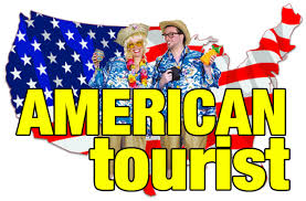 Image result for american tourist