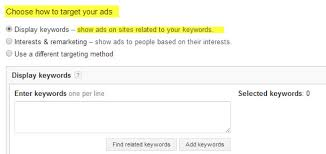 Google Add Words A Beginners Guide To Google Adwords Display Advertising