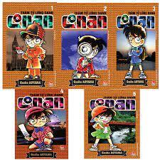 Combo Thám Tử Lừng Danh Conan (Tập 1-5)