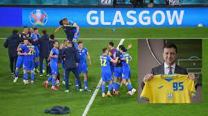 ยูโร 2020 : ประธานาธิบดี ยูเครน ส่งสารร่วมยินดีขุนพลลูกหนังลิ่วรอบ 8 ทีม สุดท้าย