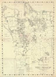 Town Of Huntington Zoning Chart File 1946 Huntington Planning Map Png Wikimedia Commons