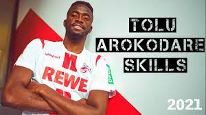 Tolu Arokodare | Skills | WONDERKID! 2021ᴴᴰ - YouTube