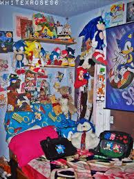 Sonic Bedroom Decor Sonic Bedroom