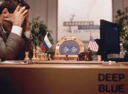 Image result for kasparov vs deep blue