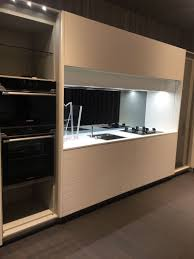 small compact kitchen design with led under cabinet lighting view in gallery